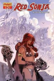 Red Sonja #40 Renaud Cover (2008) Dynamite Entertainment comic book